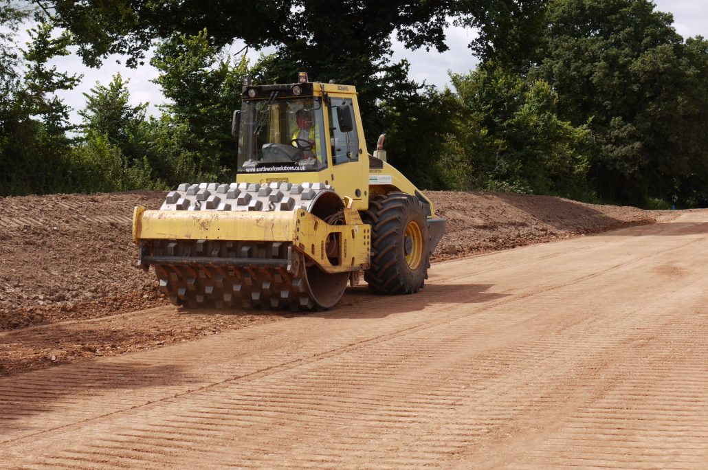 Heavy Plant Hire – Earthworks Solutions SW Ltd